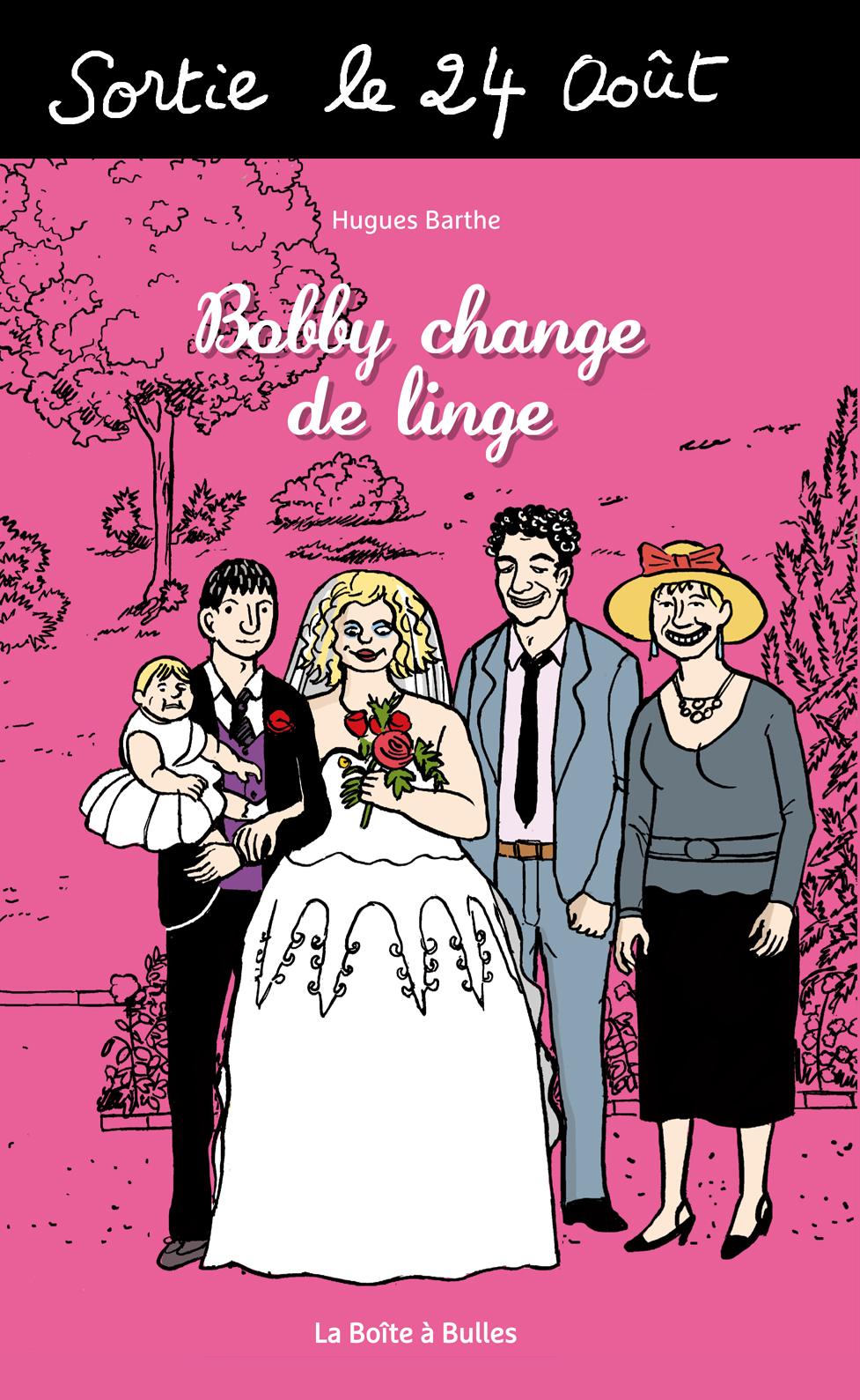 couverture Bobby